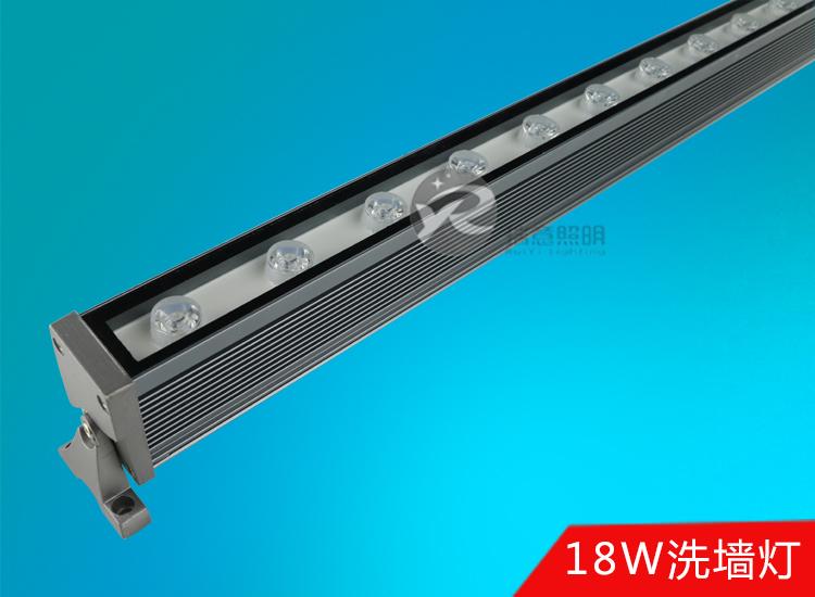 18-36W高档LED洗墙灯42*60