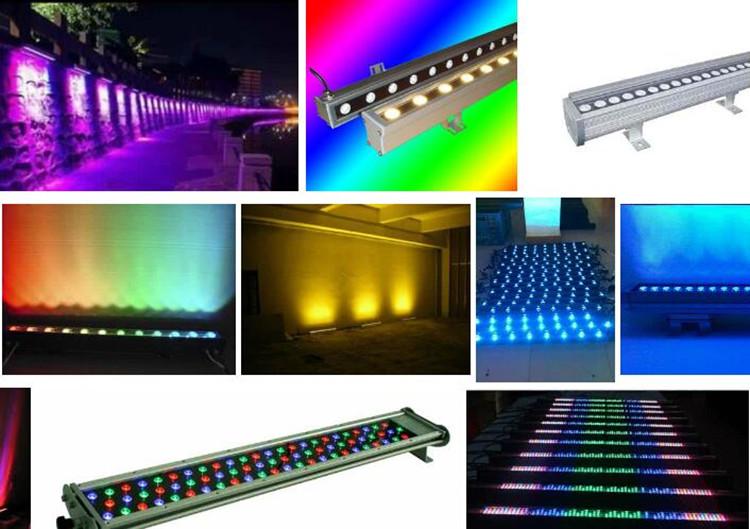 LED洗墙灯 楼体洗墙灯 LED洗墙灯厂家 瑞意照明