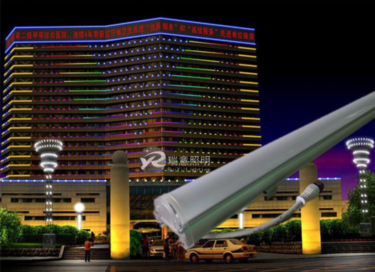 陕西护栏管 LED护栏管 LED数码管  LED护栏管厂家