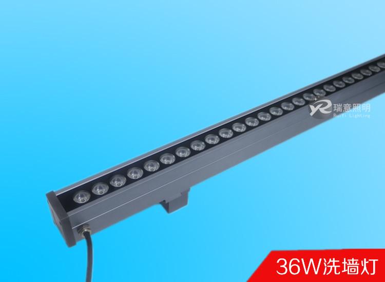 36W私模新款LED洗墙灯48*55