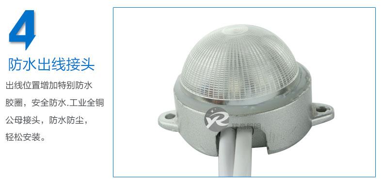 ¢50圆形LED点光源实拍图-4