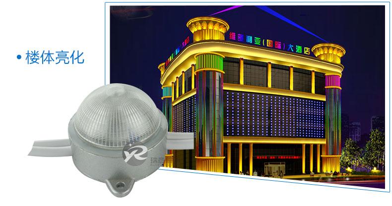 ¢50圆形LED点光源应用图-1