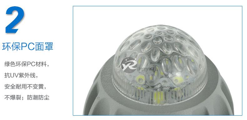 Φ72圆形LED点光源实拍图-2