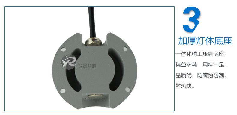 Φ72圆形LED点光源实拍图-3