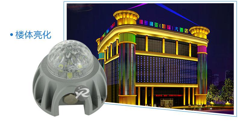 Φ72圆形LED点光源应用图-1