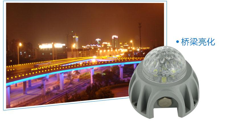 Φ72圆形LED点光源应用图-2