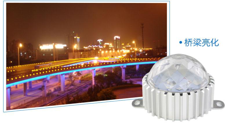 Φ85圆形LED点光源应用图-2
