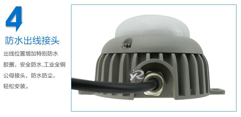 Φ90圆形LED点光源实拍图-4