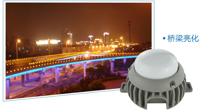 Φ90圆形LED点光源应用图-2