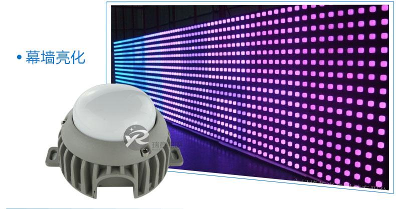 Φ90圆形LED点光源应用图-3