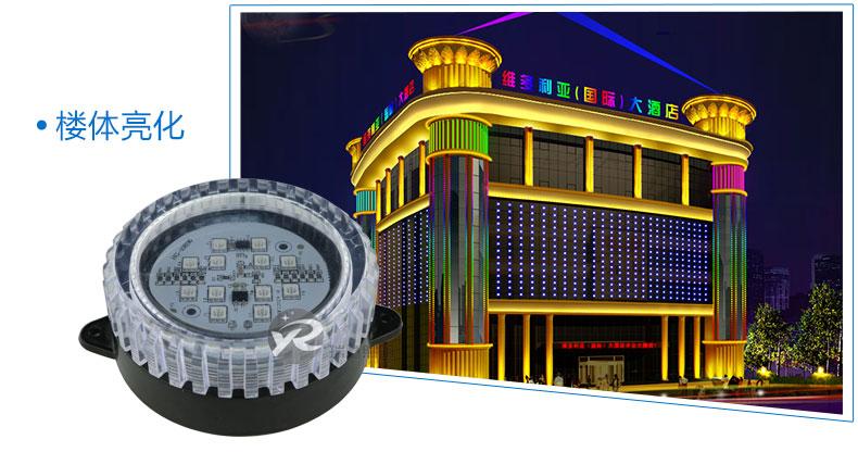 Φ95圆形LED点光源应用图-1