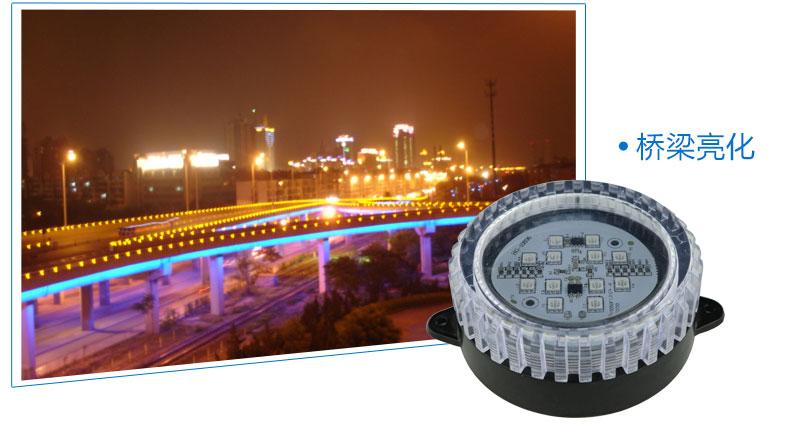 Φ95圆形LED点光源应用图-2