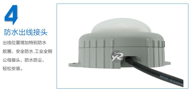 Φ100A圆形LED点光源实拍图-4
