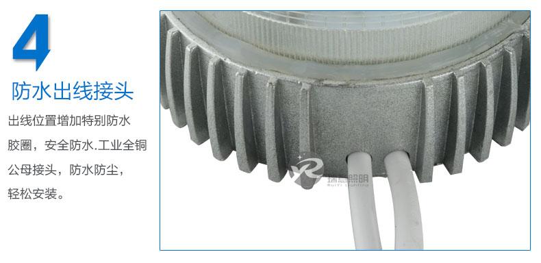 Φ110圆形LED点光源实拍图-1
