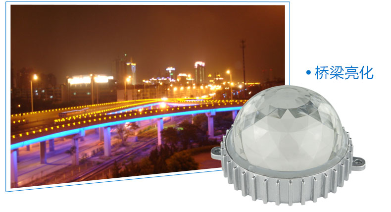 Φ110圆形LED点光源应用图-2