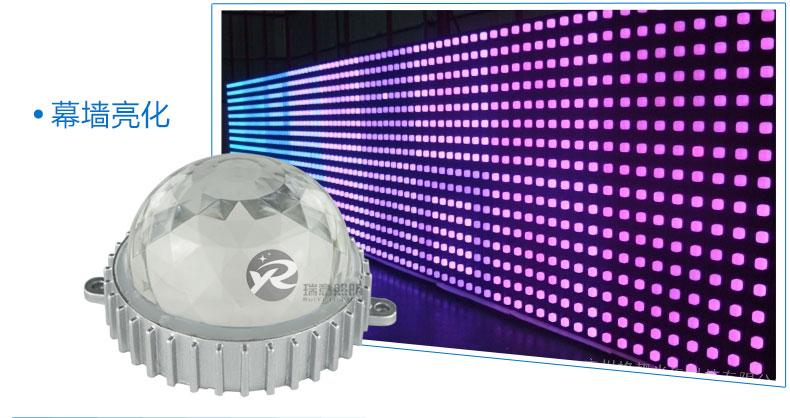 Φ110圆形LED点光源应用图-3