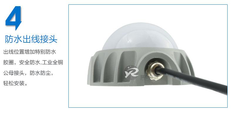 Φ113圆形LED点光源实拍图-4