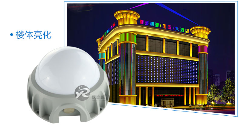 Φ113圆形LED点光源应用图-1