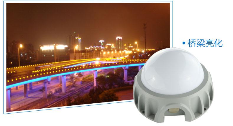 Φ113圆形LED点光源应用图-2