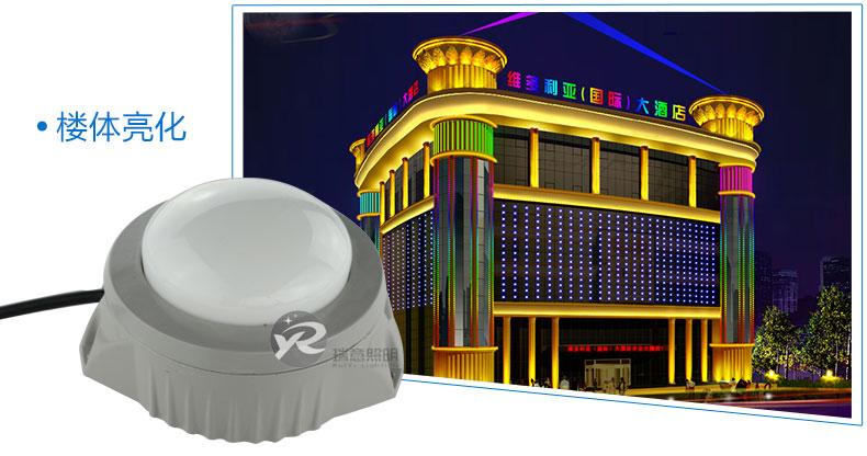 Φ120圆形LED点光源应用图-1