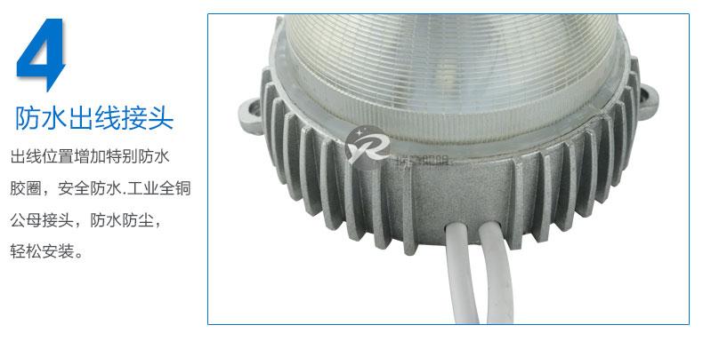 Φ155圆形LED点光源实拍图-4