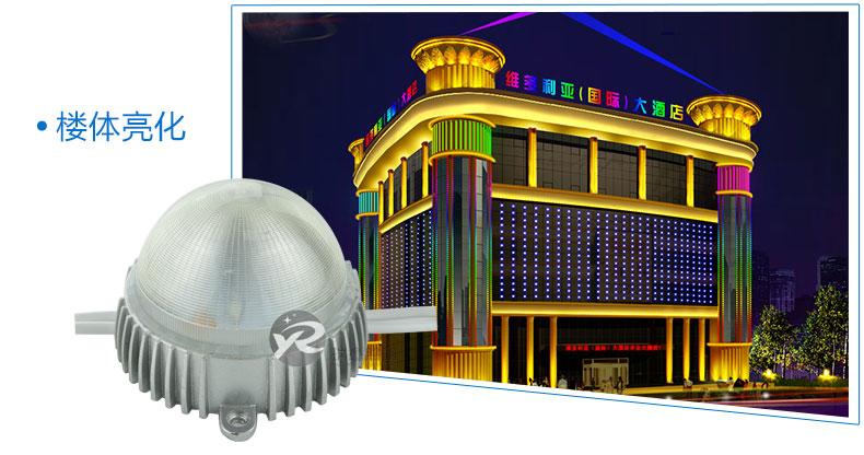 Φ155圆形LED点光源应用图-1