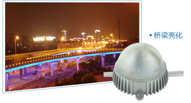 Φ155圆形LED点光源应用图-2