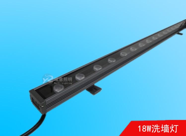 18-24W私模新款LED洗墙灯38*28