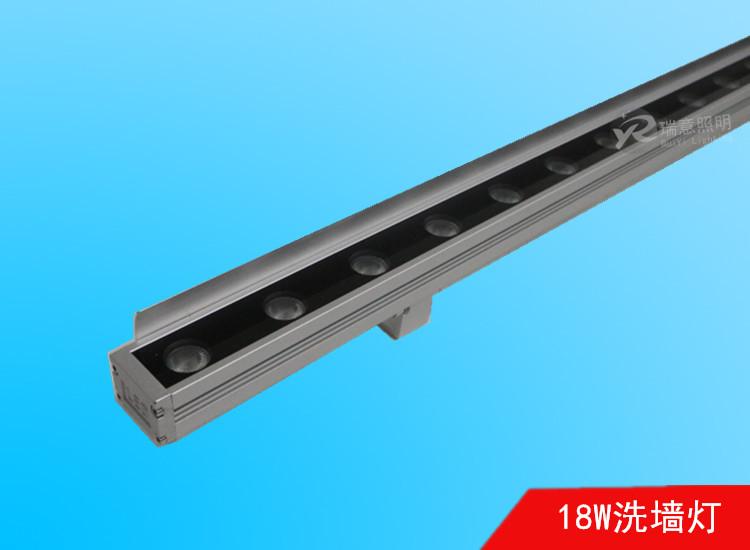 18-24W带挡板LED洗墙灯38*28
