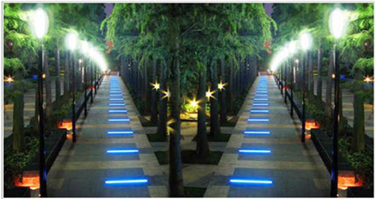 嵌入式长条形地埋灯 LED长条形地埋灯 LED地埋灯厂家 瑞意照明